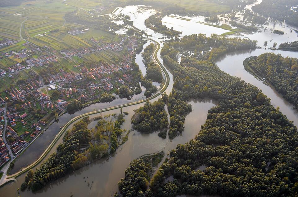 Frisco - splošno o poplavah
