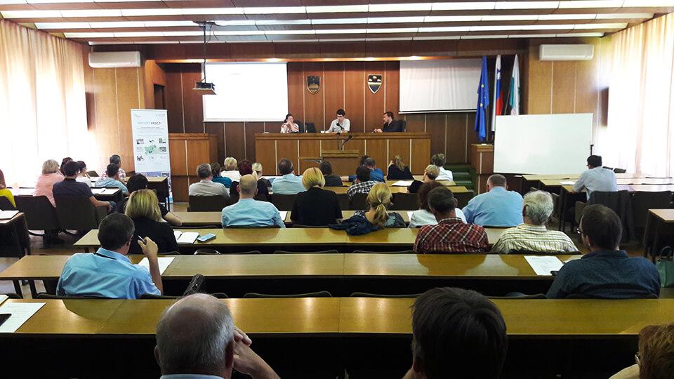 Projekt FRISCO1 predstavljen v okviru Bogatajevih dni 2017