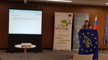Life delavnica - EU sredstva za okoljske projekte